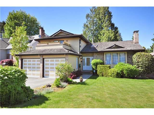 Main Photo: 503 CONNAUGHT Drive in Tsawwassen: Pebble Hill House for sale : MLS®# V830261
