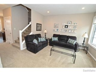 Photo 4: 153 3229 ELGAARD Drive in Regina: HS-Hawkstone Fourplex for sale (Regina Area 01)  : MLS®# 553790
