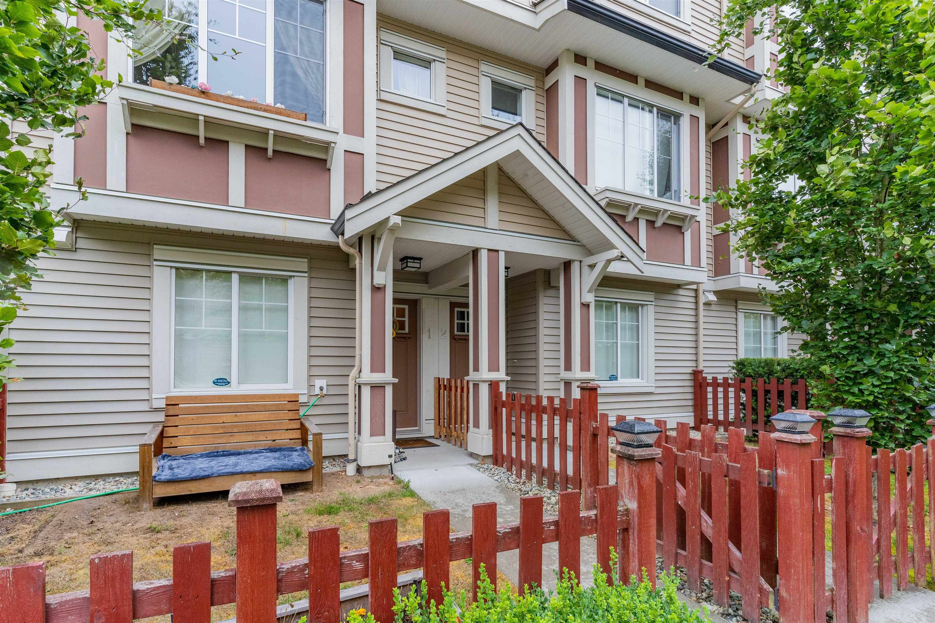 """Main Photo: 1 10151 240 Street in Maple Ridge: Albion Townhouse for sale in """"ALBION STATION"""" : MLS®# R2618104"""