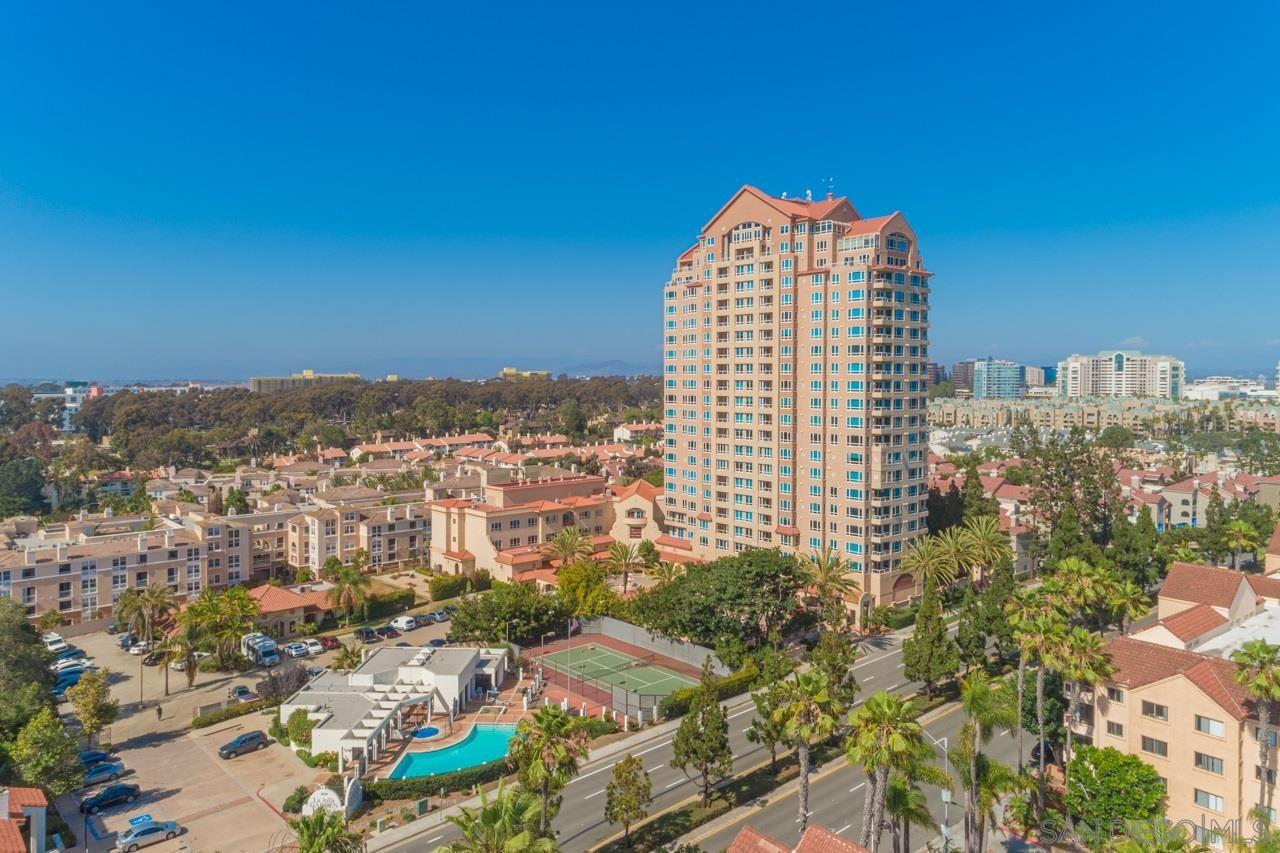 Main Photo: UNIVERSITY CITY Condo for sale : 2 bedrooms : 3890 Nobel Dr #908 in San Diego