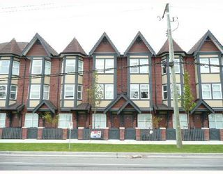 Photo 1: 23 6099 ALDER Street in Richmond: McLennan North Townhouse for sale : MLS®# V759171