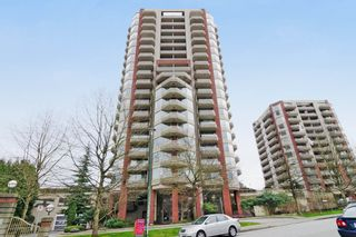"""Photo 1: 902 738 FARROW Street in Coquitlam: Coquitlam West Condo for sale in """"THE VICTORIA"""" : MLS®# R2552092"""