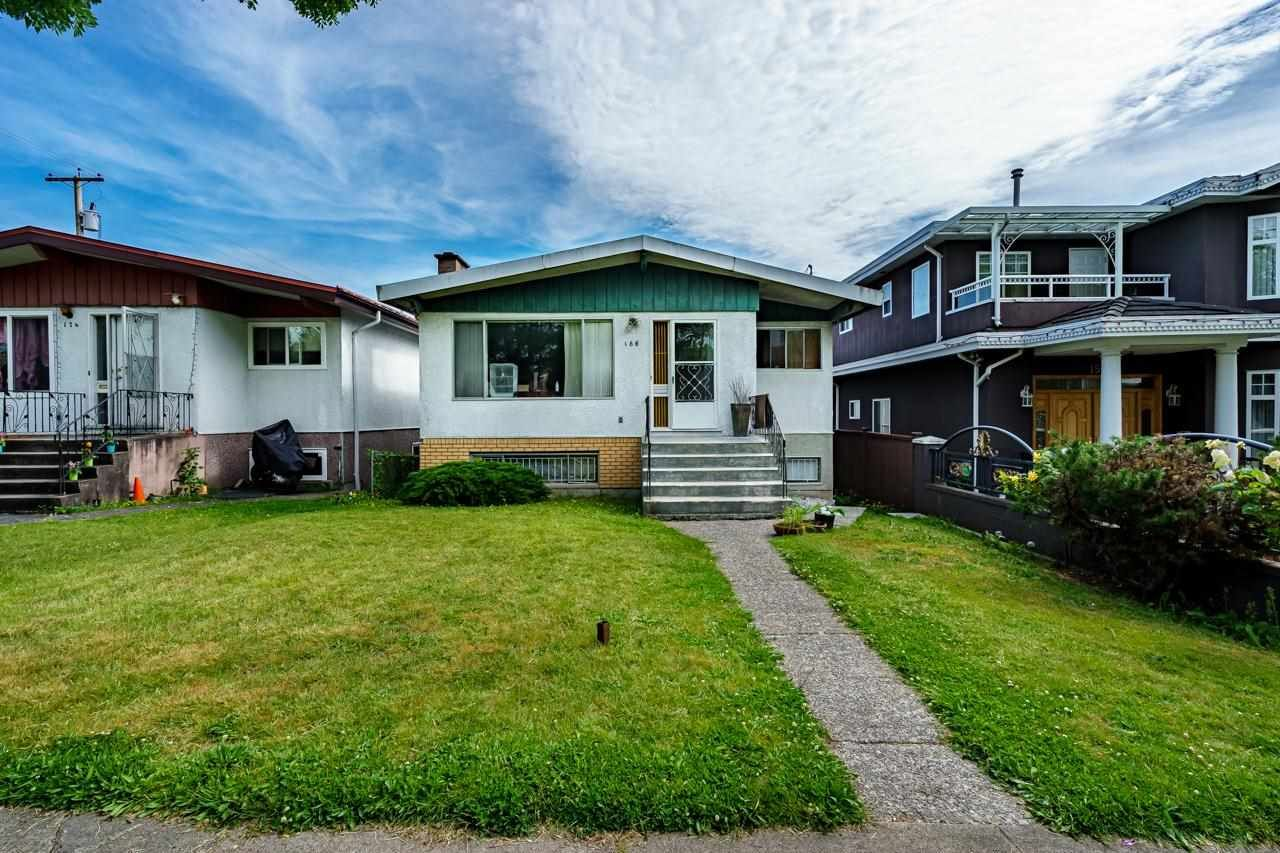 Main Photo: 166 E 59TH Avenue in Vancouver: South Vancouver House for sale (Vancouver East)  : MLS®# R2587864