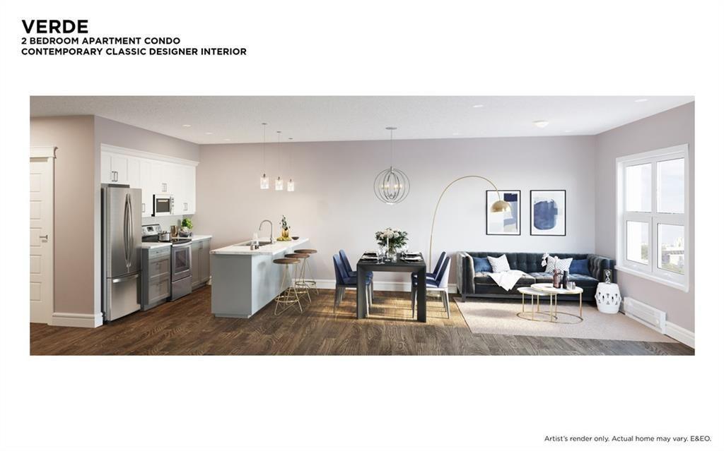 Photo 2: Photos: 210 19621 40 Street SE in Calgary: Seton Apartment for sale : MLS®# C4221908