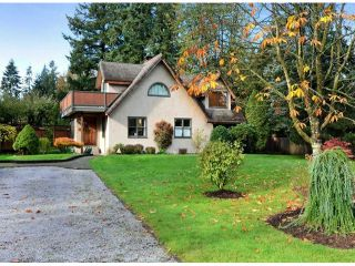 """Photo 1: 4627 198A Street in Langley: Langley City House for sale in """"MASON HEIGHTS"""" : MLS®# F1425848"""