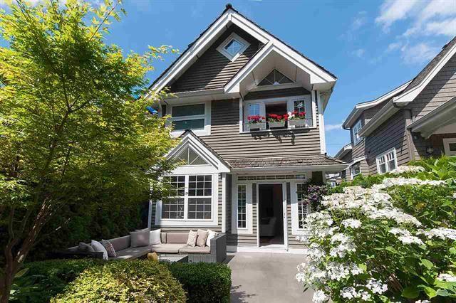 Main Photo: 2267 W 13TH AV in VANCOUVER: Kitsilano 1/2 Duplex for sale (Vancouver West)  : MLS®# R2089401