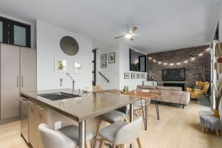 """Photo 4: 203 220 SALTER Street in New Westminster: Queensborough Condo for sale in """"Glasshouse Lofts"""" : MLS®# R2332600"""