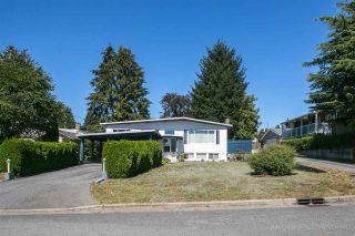 Photo 1: 1739 DANSEY Avenue in Coquitlam: Central Coquitlam House for sale : MLS®# R2100679
