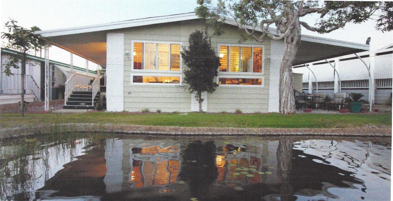 Main Photo: CARLSBAD SOUTH Manufactured Home for sale : 2 bedrooms : 7219 San Benito in Carlsbad