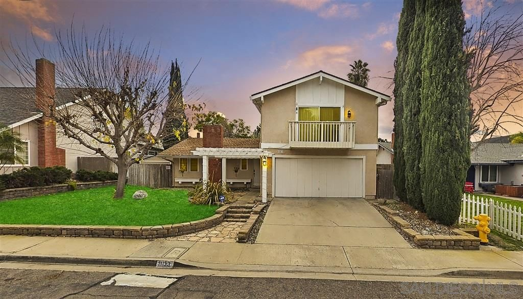 Main Photo: RANCHO PENASQUITOS House for sale : 4 bedrooms : 11133 Carlota Street in San Diego