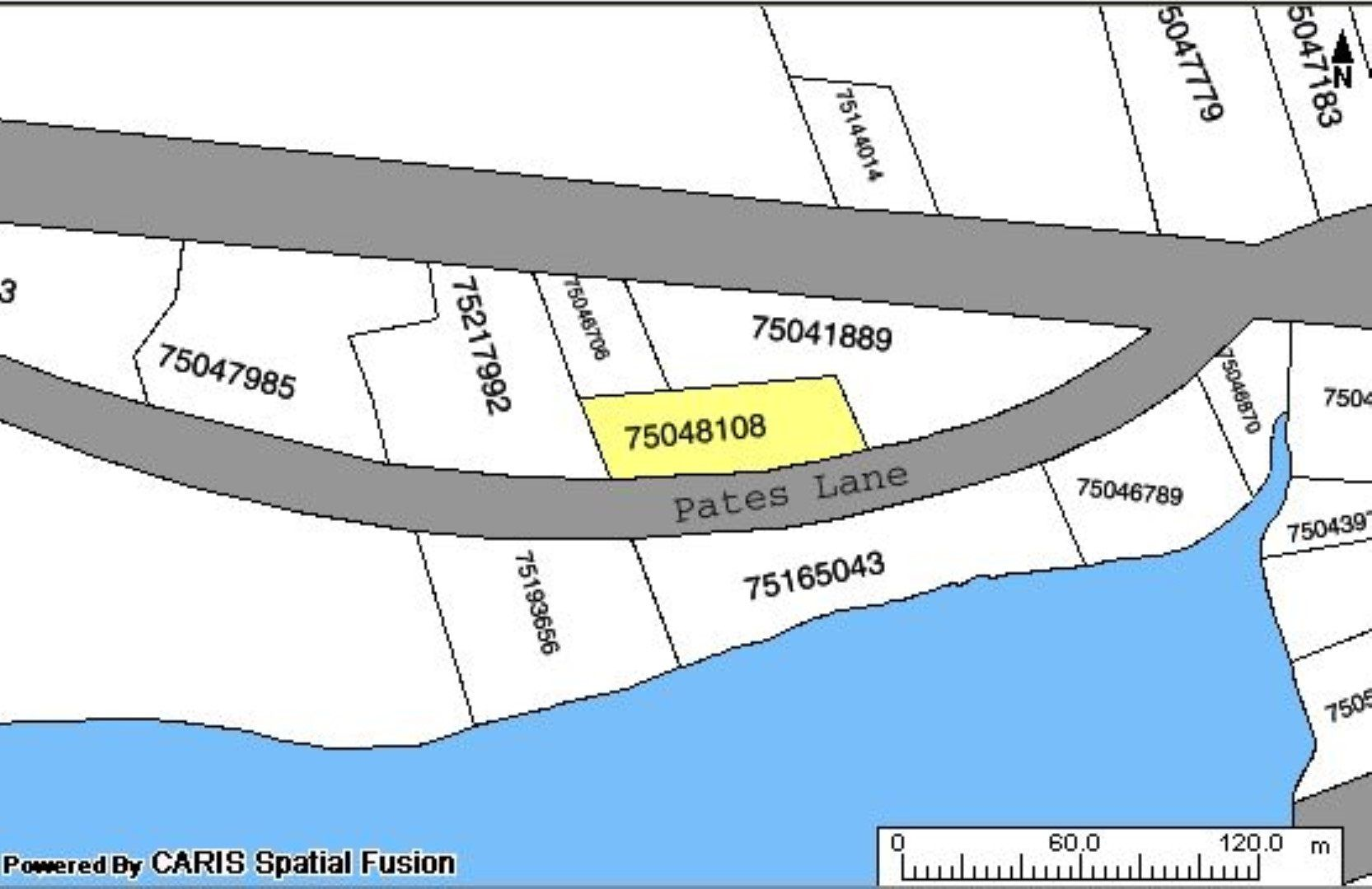 Main Photo: 93 Pates Lane in River Bourgeois: 305-Richmond County / St. Peters & Area Vacant Land for sale (Highland Region)  : MLS®# 202108421