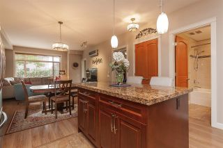 """Photo 9: 105 8157 207 Street in Langley: Willoughby Heights Condo for sale in """"YORKSON CREEK PARKSIDE 2"""" : MLS®# R2474244"""