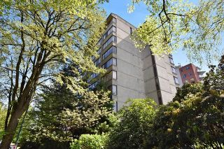 "Photo 1: 402 1616 W 13TH Avenue in Vancouver: Fairview VW Condo for sale in ""GRANVILLE GARDENS"" (Vancouver West)  : MLS®# R2058683"
