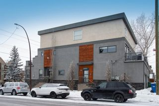Photo 2: 3435 17 Street SW in Calgary: South Calgary Row/Townhouse for sale : MLS®# A1063068