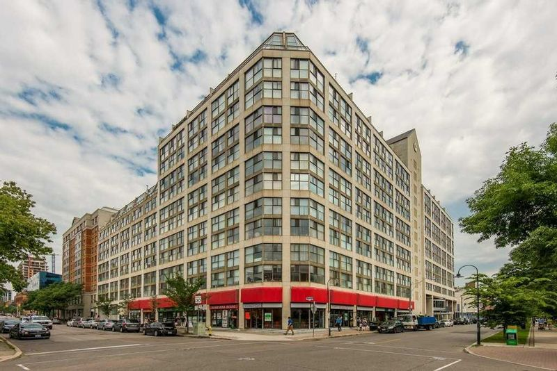 FEATURED LISTING: 711 - 222 The Esplanade Street Toronto