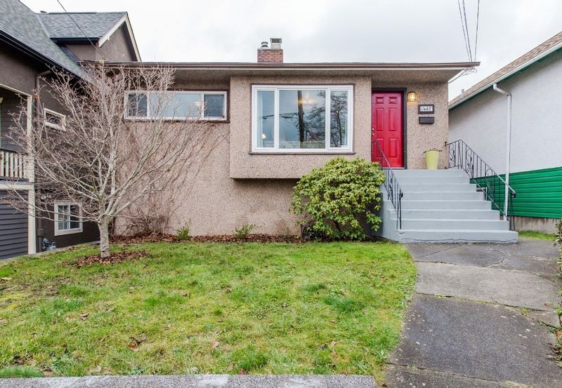 FEATURED LISTING: 1487 27TH Avenue East Vancouver