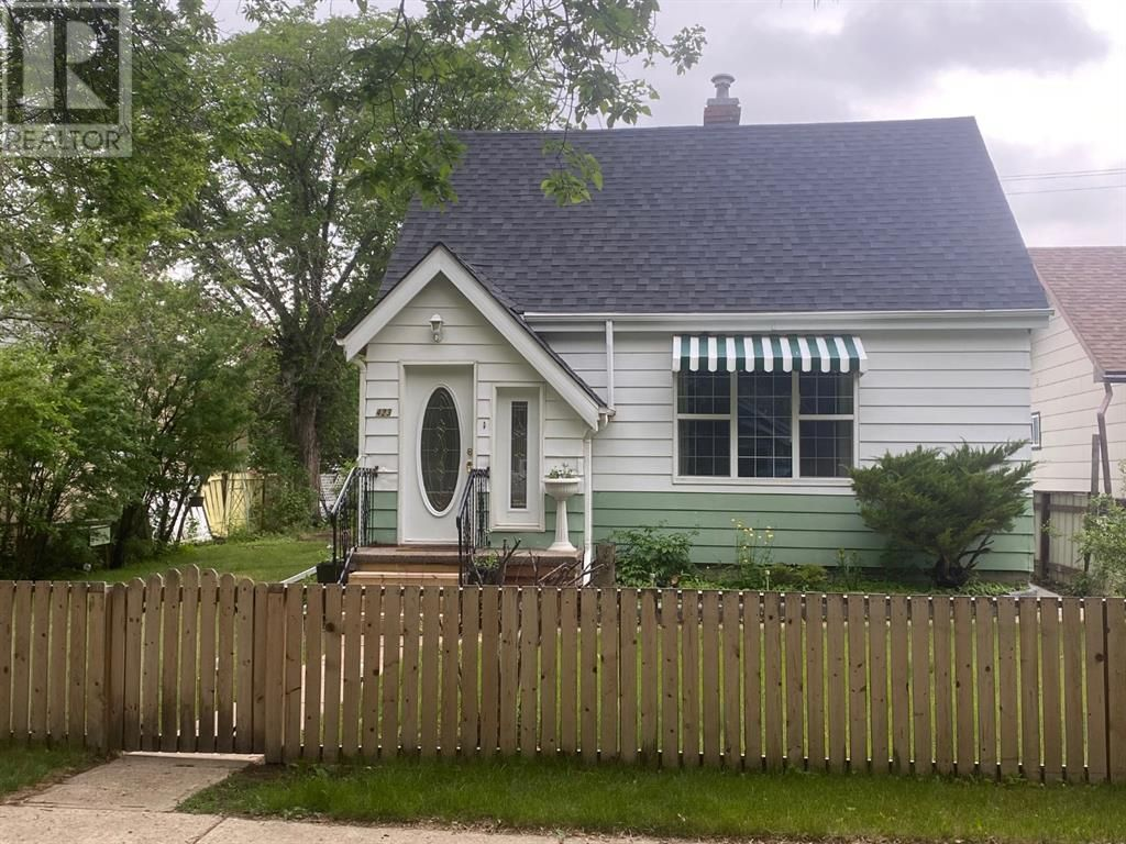 Main Photo: 423 3 Street E in Drumheller: House for sale : MLS®# A1117789