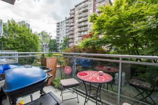 """Photo 21: 213 1688 ROBSON Street in Vancouver: West End VW Condo for sale in """"Pacific Robson Palais"""" (Vancouver West)  : MLS®# R2597913"""
