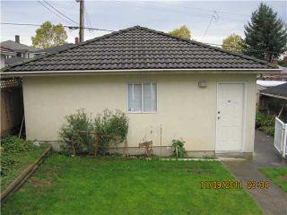 Photo 10: 2538 E 7TH AV in Vancouver: Renfrew VE House for sale (Vancouver East)  : MLS®# V915566