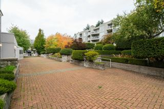 """Photo 29: 408 8430 JELLICOE Street in Vancouver: South Marine Condo for sale in """"Boardwalk"""" (Vancouver East)  : MLS®# R2620005"""