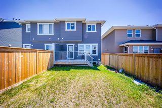 Photo 33: 178 Redstone Drive NE in Calgary: Redstone Semi Detached for sale : MLS®# A1122502