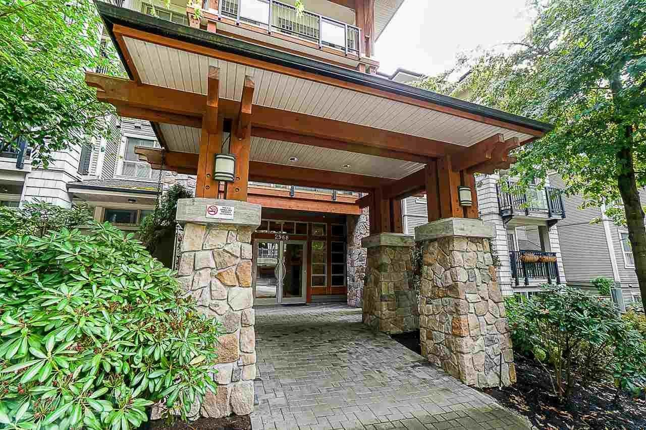 """Main Photo: 211 2968 SILVER SPRINGS Boulevard in Coquitlam: Westwood Plateau Condo for sale in """"TAMARISK"""" : MLS®# R2613514"""