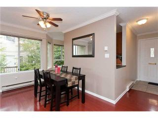 "Photo 8: 408 1215 LANSDOWNE Drive in Coquitlam: Upper Eagle Ridge Townhouse for sale in ""SUNRIDGE ESTATES"" : MLS®# V968136"
