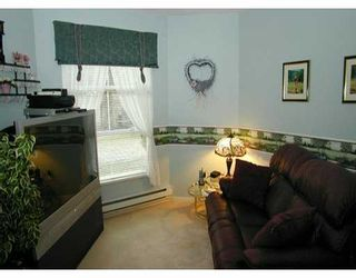 """Photo 7: 109 1154 WESTWOOD ST in Coquitlam: North Coquitlam Condo for sale in """"EMERALD COURT"""" : MLS®# V573430"""