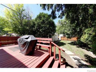 Photo 3: 263 Renfrew Street in Winnipeg: River Heights / Tuxedo / Linden Woods Residential for sale ()  : MLS®# 1516666