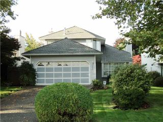Photo 1: 1377 LINCOLN Drive in Port Coquitlam: Oxford Heights House for sale : MLS®# V1090879