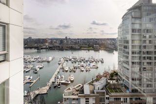 Photo 2: 1906 1201 MARINASIDE CRESCENT in Vancouver: Yaletown Condo for sale (Vancouver West)  : MLS®# R2582285