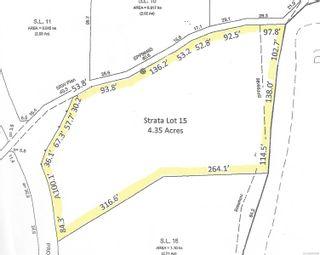 Photo 9: SL 15 950 HERIOT BAY Rd in : Isl Quadra Island Land for sale (Islands)  : MLS®# 853666