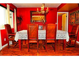 Photo 5: CLAIREMONT House for sale : 5 bedrooms : 4998 Park Rim Drive in San Diego