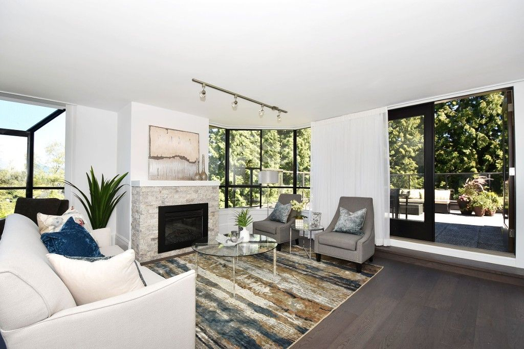 """Main Photo: PH508 3905 SPRINGTREE Drive in Vancouver: Quilchena Condo for sale in """"ARBUTUS VILLAGE"""" (Vancouver West)  : MLS®# R2108147"""