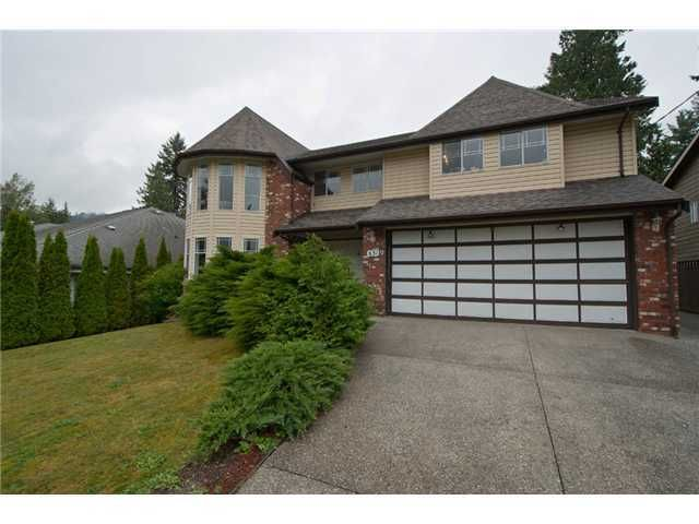 Main Photo: 631 CHAPMAN AV in Coquitlam: Coquitlam West House for sale ()  : MLS®# V996270