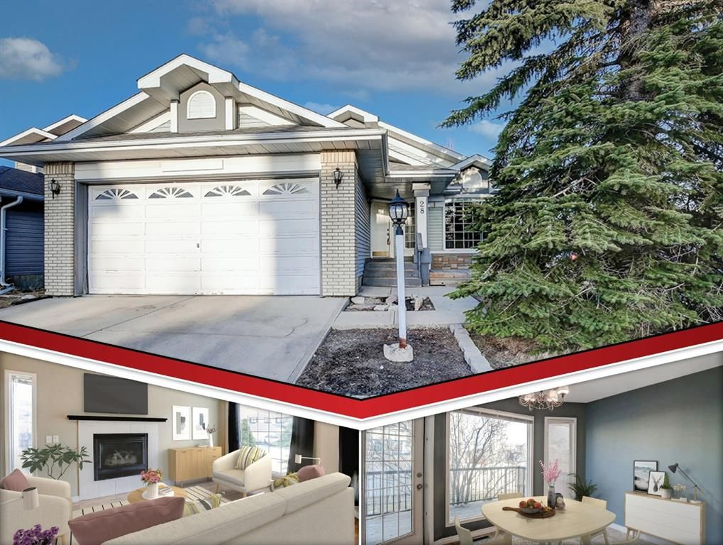 Main Photo: 28 Citadel Hills Circle NW in Calgary: Citadel Detached for sale : MLS®# A1091401