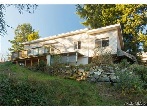 Main Photo: 4057 Grange Rd in VICTORIA: SW Strawberry Vale House for sale (Saanich West)  : MLS®# 717206