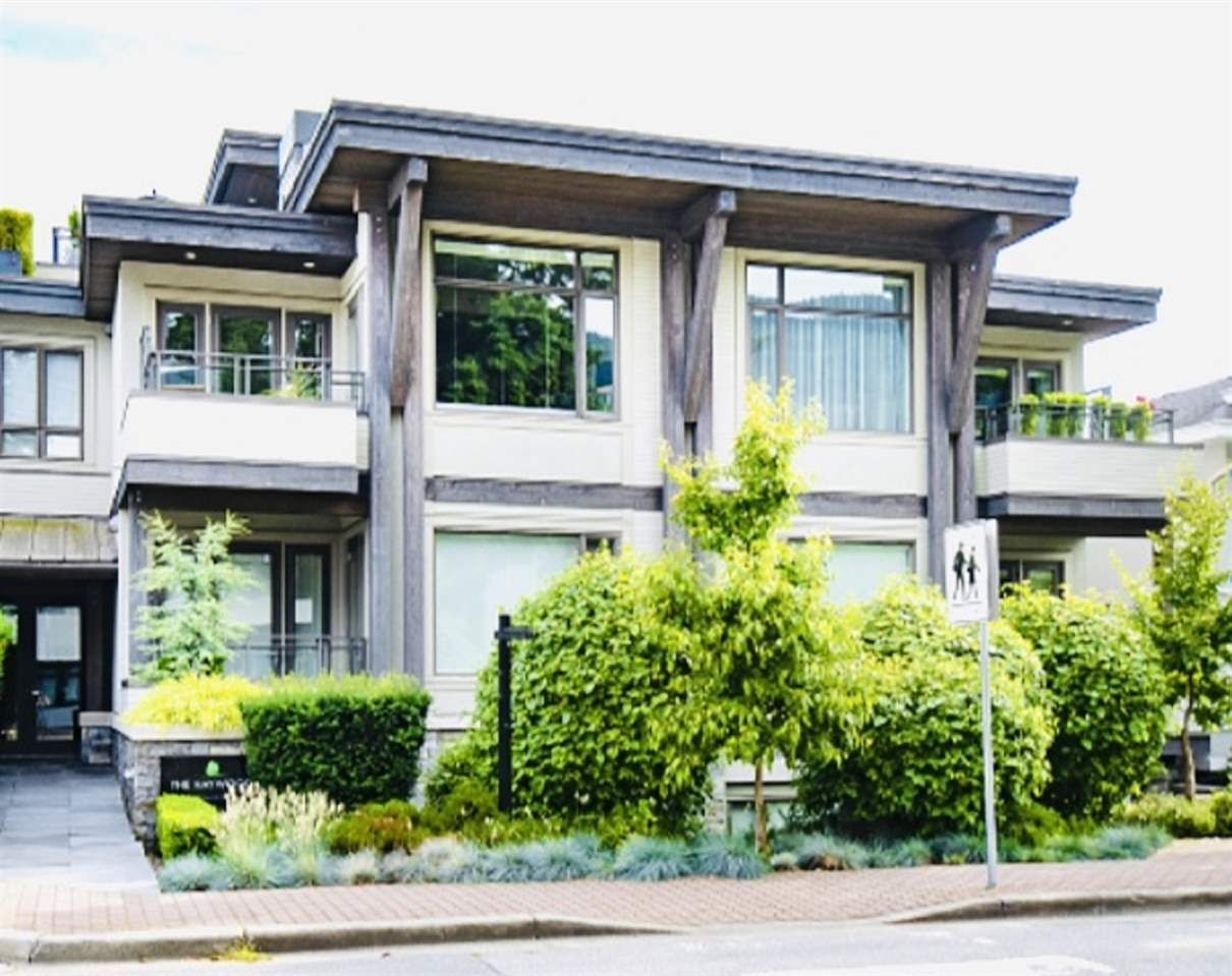 """Main Photo: 200 2432 HAYWOOD Avenue in West Vancouver: Dundarave Condo for sale in """"THE HAYWOOD"""" : MLS®# R2531001"""