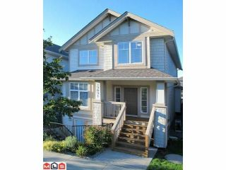 """Photo 1: 19091 68TH Avenue in Surrey: Clayton House for sale in """"CLAYTON VILLAGE"""" (Cloverdale)  : MLS®# F1028151"""