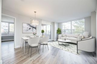 """Photo 2: 3E 199 DRAKE Street in Vancouver: Yaletown Condo for sale in """"CONCORDIA 1"""" (Vancouver West)  : MLS®# R2590785"""