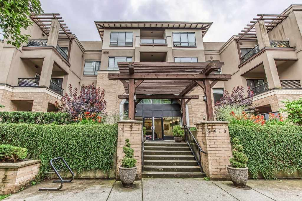 Main Photo: 404 2478 WELCHER Avenue in Port Coquitlam: Central Pt Coquitlam Condo for sale : MLS®# R2390767
