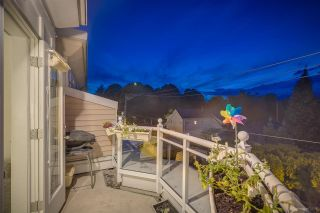 """Photo 28: 236 2565 W BROADWAY Street in Vancouver: Kitsilano Townhouse for sale in """"Trafalgar Mews"""" (Vancouver West)  : MLS®# R2581558"""