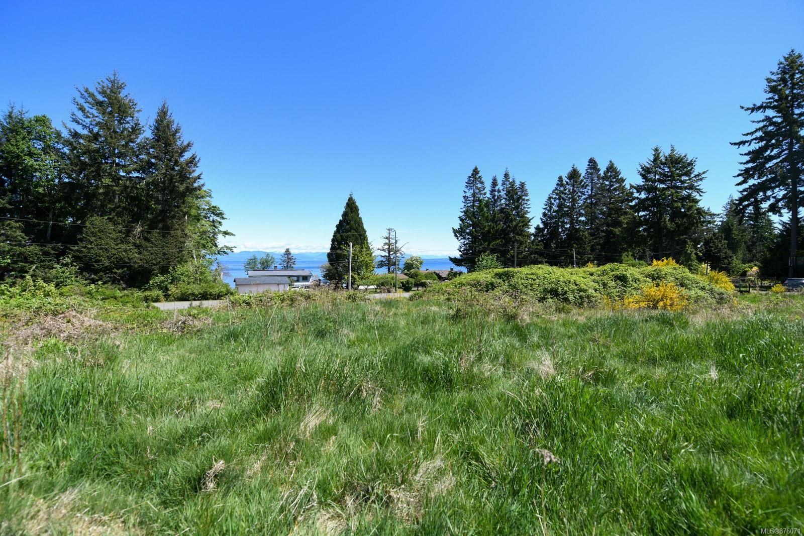 Main Photo: 2267 Seabank Rd in : CV Courtenay North Land for sale (Comox Valley)  : MLS®# 876071