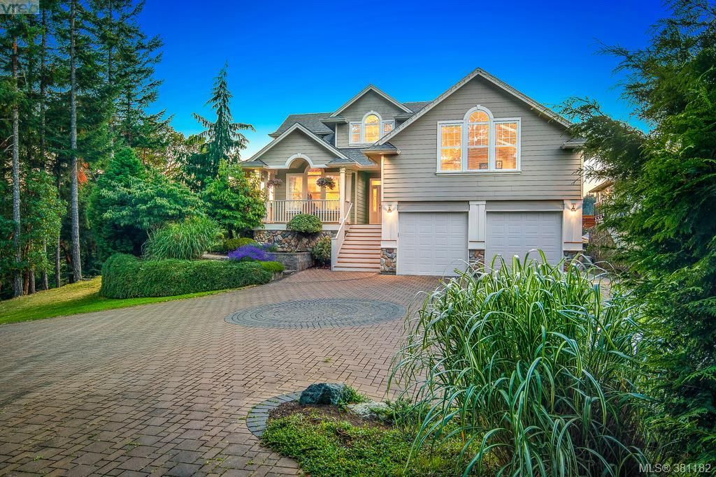 Main Photo: 996 Moss Ridge Close in VICTORIA: Me Metchosin House for sale (Metchosin)  : MLS®# 765939