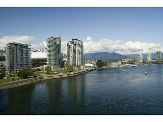 Photo 1: # 1203 980 COOPERAGE WY in Vancouver: Yaletown Condo for sale (Vancouver West)  : MLS®# V1015490