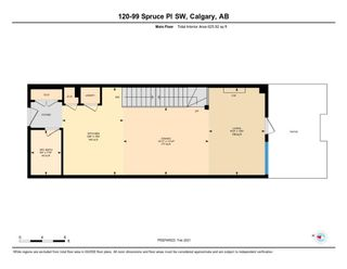 Photo 31: 120 99 SPRUCE Place SW in Calgary: Spruce Cliff Row/Townhouse for sale : MLS®# A1067054