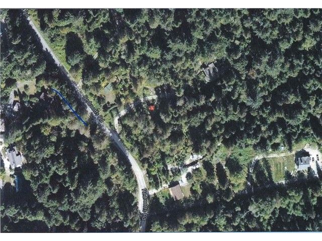 "Main Photo: # LOT 3 REDROOFFS RD in Halfmoon Bay: Halfmn Bay Secret Cv Redroofs Land for sale in ""HALFMOON BAY"" (Sunshine Coast)  : MLS®# V1069619"