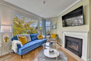 "Photo 3: 305 2010 W 8TH Avenue in Vancouver: Kitsilano Condo for sale in ""Augustine Gardens"" (Vancouver West)  : MLS®# R2622573"
