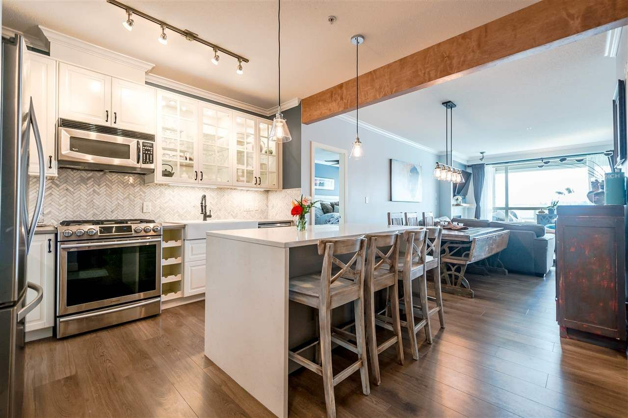 """Photo 2: Photos: 307 530 RAVEN WOODS Drive in North Vancouver: Roche Point Condo for sale in """"SEASONS @ RAVEN WOODS"""" : MLS®# R2164883"""