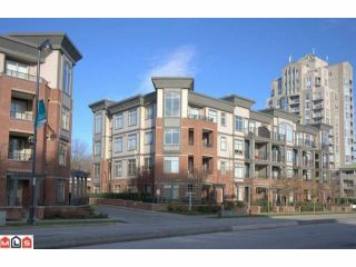 """Photo 1: 115 10499 UNIVERSITY Drive in Surrey: Whalley Condo for sale in """"D'Cor"""" (North Surrey)  : MLS®# F1107560"""